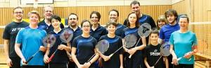 Badminton Jugend und Erwachsene