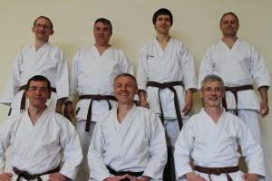 Karate Gürtelprüfung