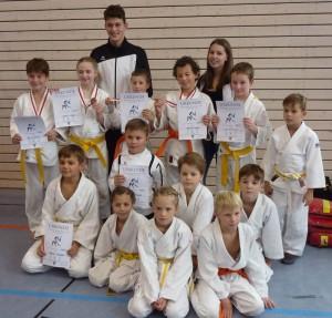 Judo, Ofr U1012 2016
