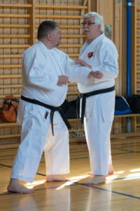 Karate - Lehrgang